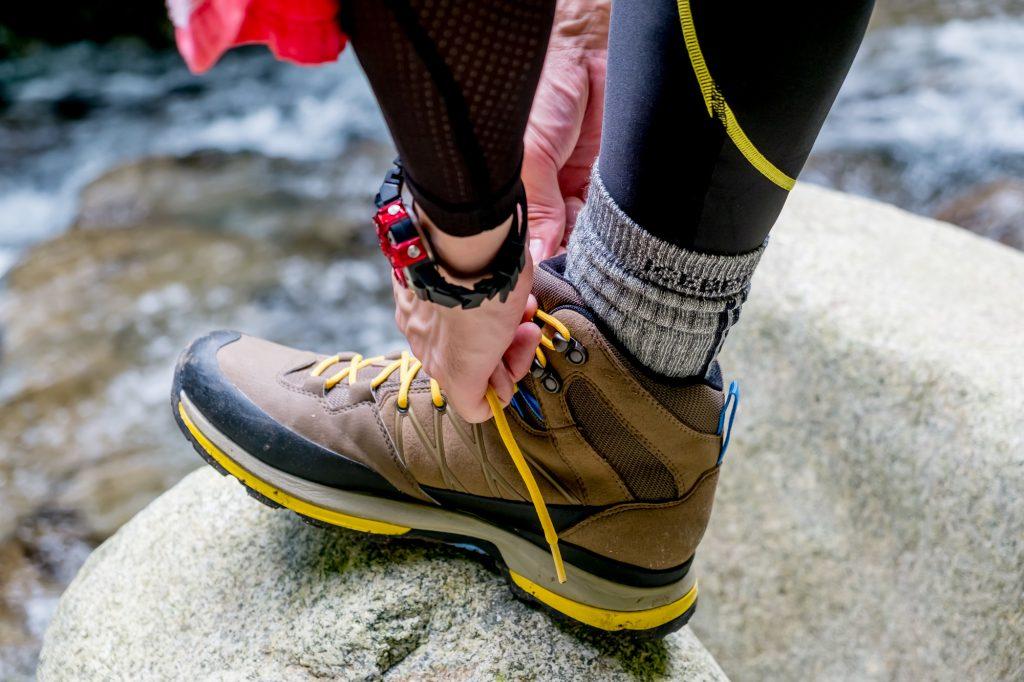 登山靴 ケア