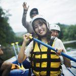 激流を川下り!GWから楽しめる北海道おすすめラフティングツアー!