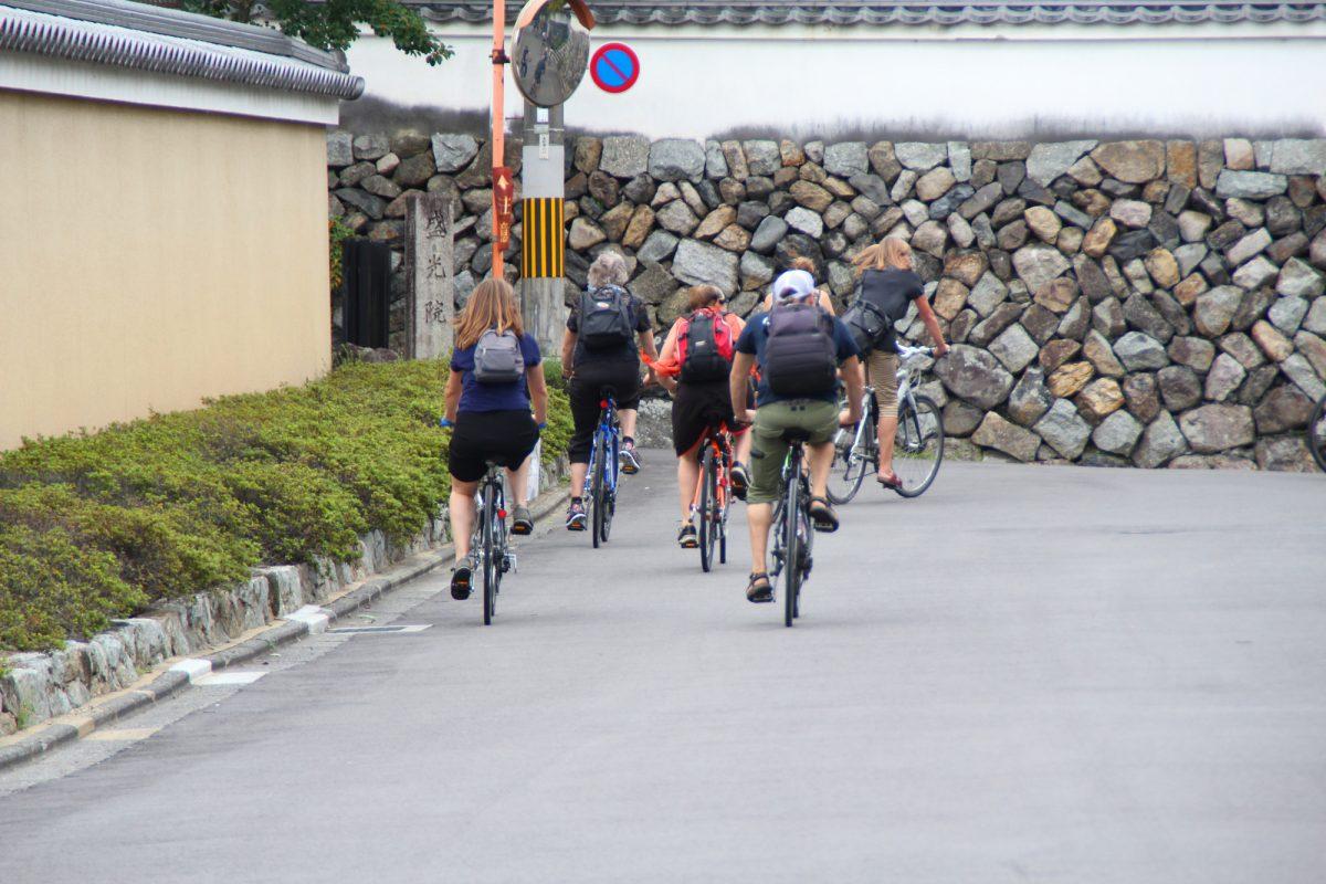 古都京都を自転車で走ろう!おすすめのレンタサイクルショップを紹介します!