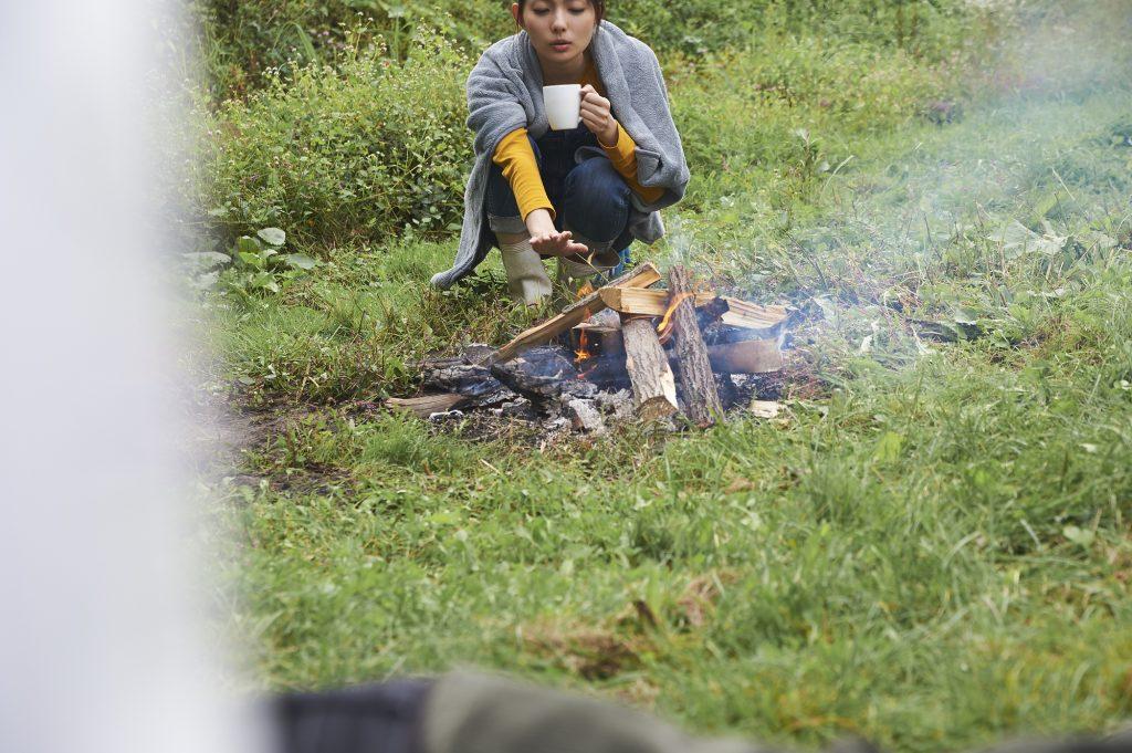 環境に優しいエコキャンプ