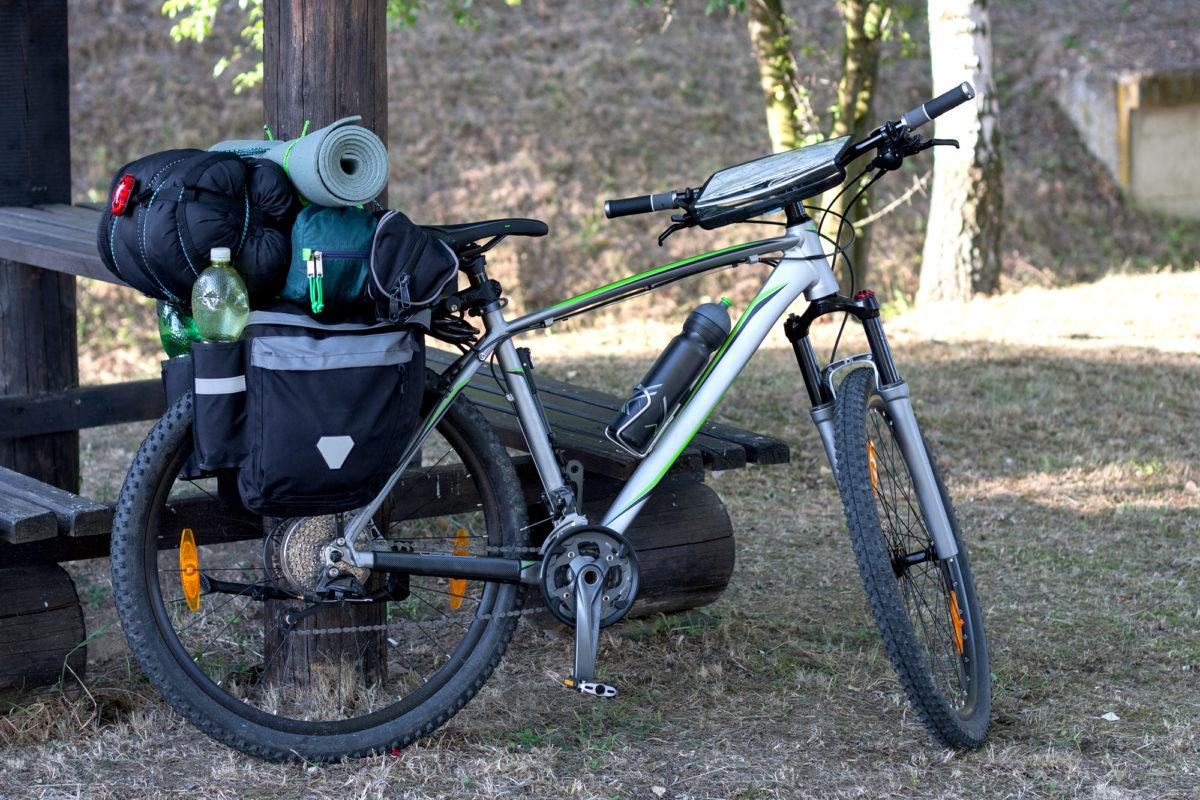 【自転車ツーリング】サイクリング×キャンプに必要な装備を揃えよう!