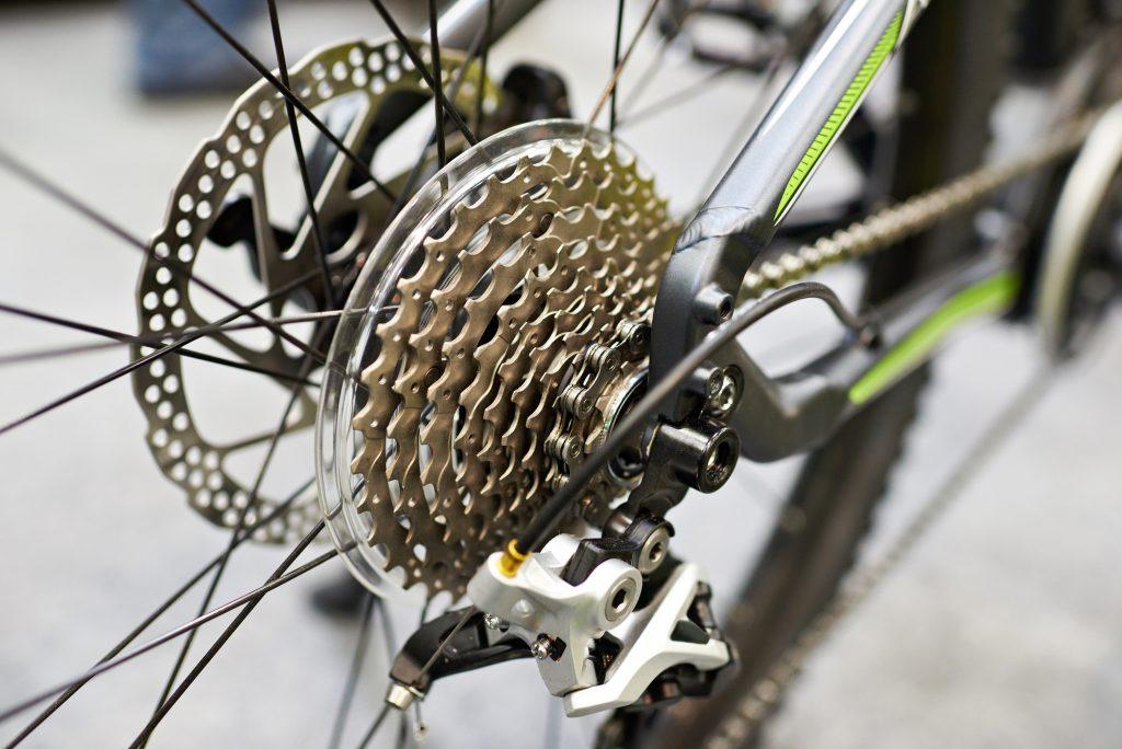 ロードバイクにディスクブレーキ