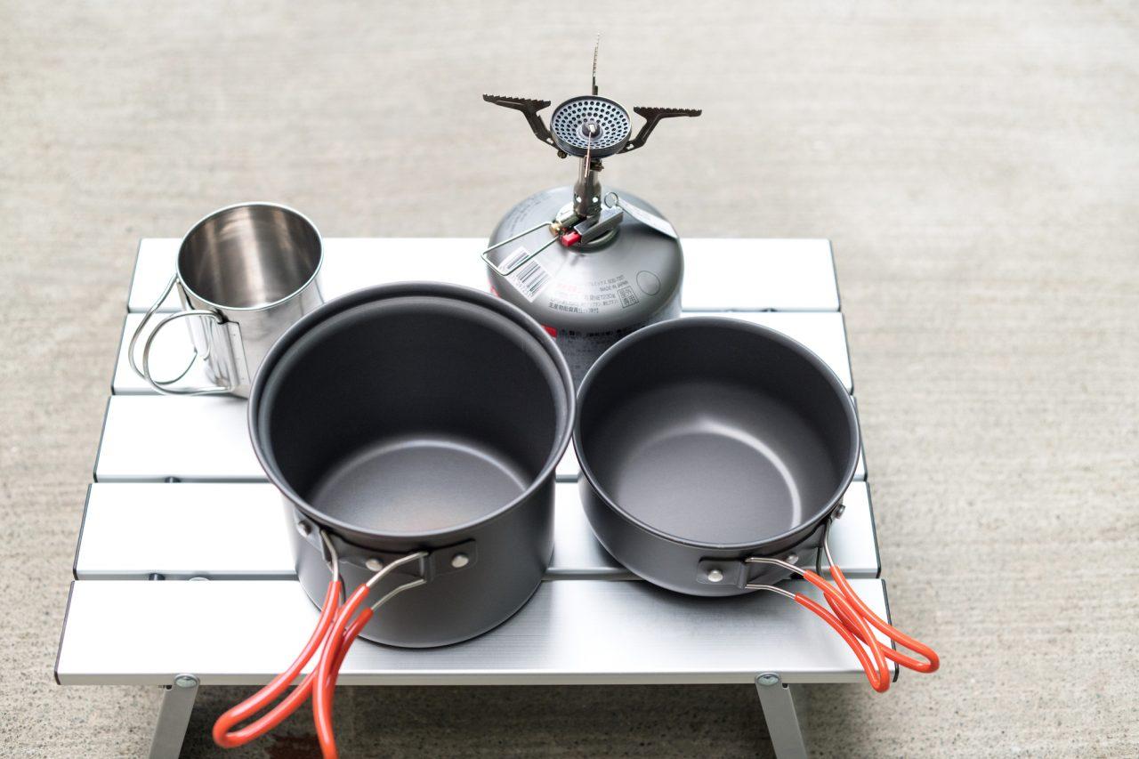 調理器具(クッカー)