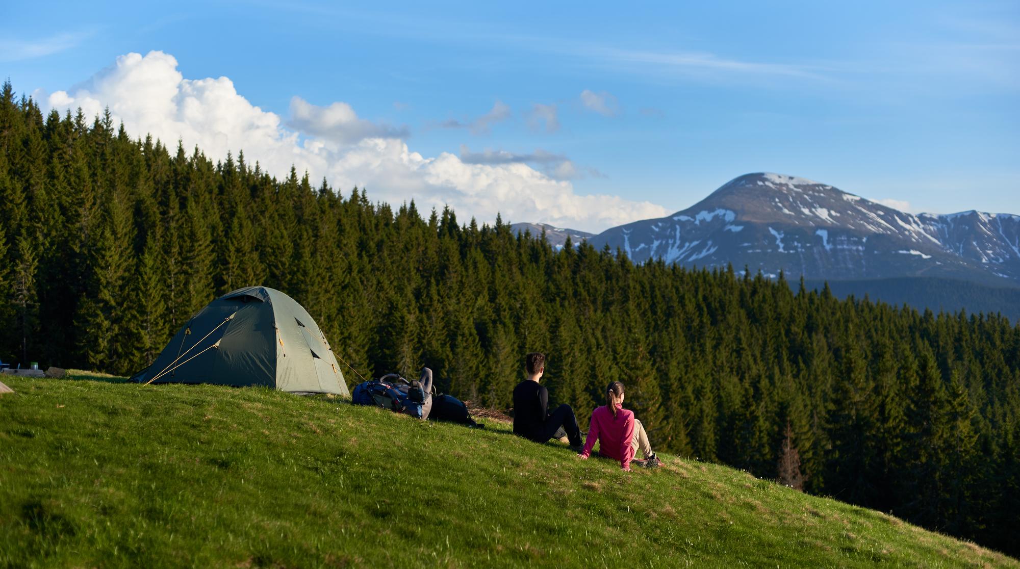 エコロジーなキャンプアイテム