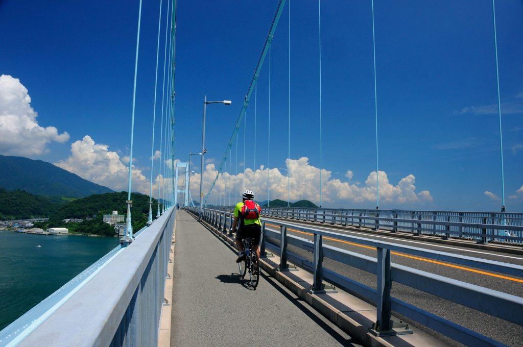 ロードバイク旅「輪行」