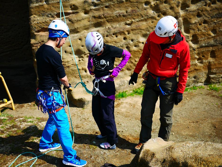 登山インストラクター養成講座