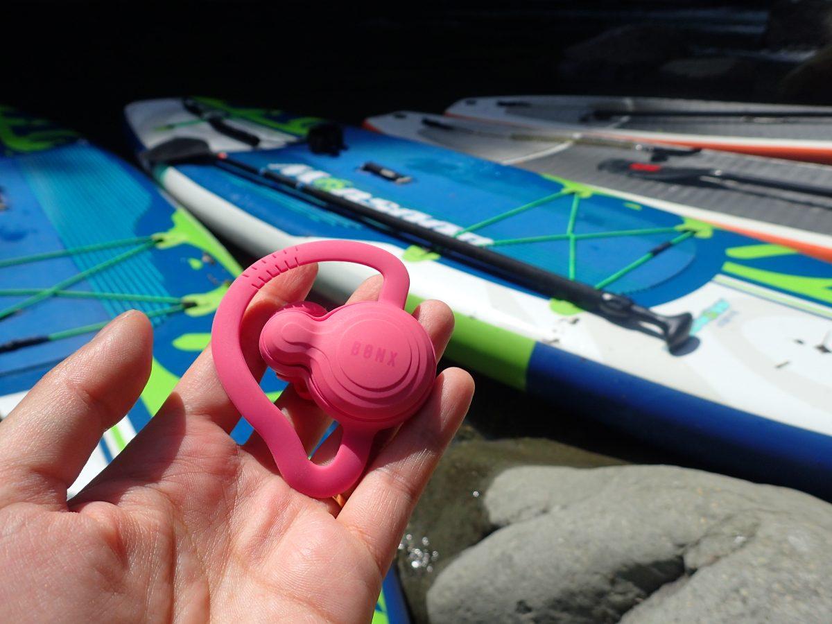 【SUP×BONX】初めてのSUPでBONX Gripを使ってみた!
