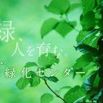 【環境ボランティアがしたい人の窓口】緑と人をはぐくむ「地球緑化センター」の取組み