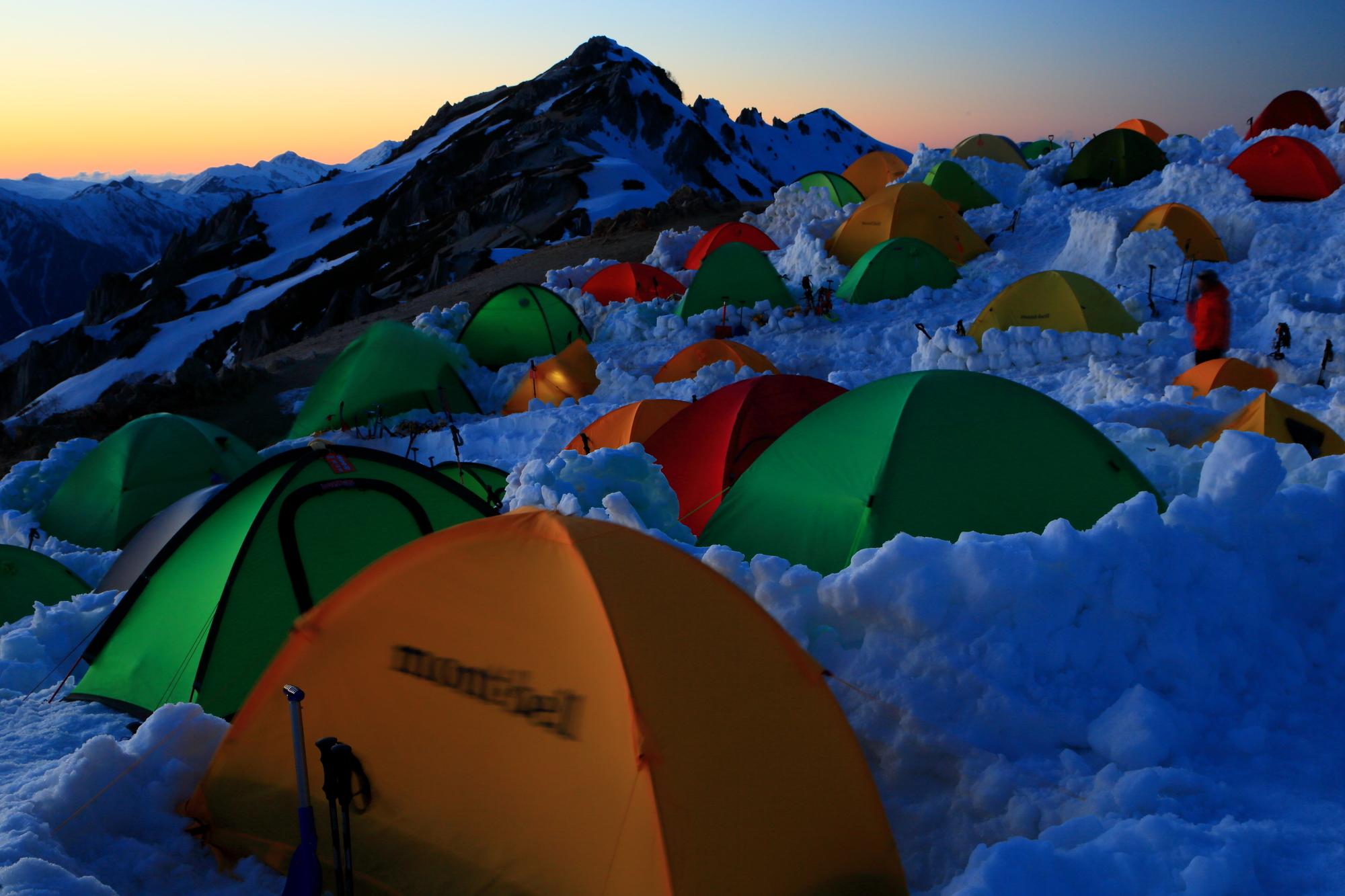 【テント泊デビューに向けて!】登山テントを買う前にテントの違いについて知っておこう♪