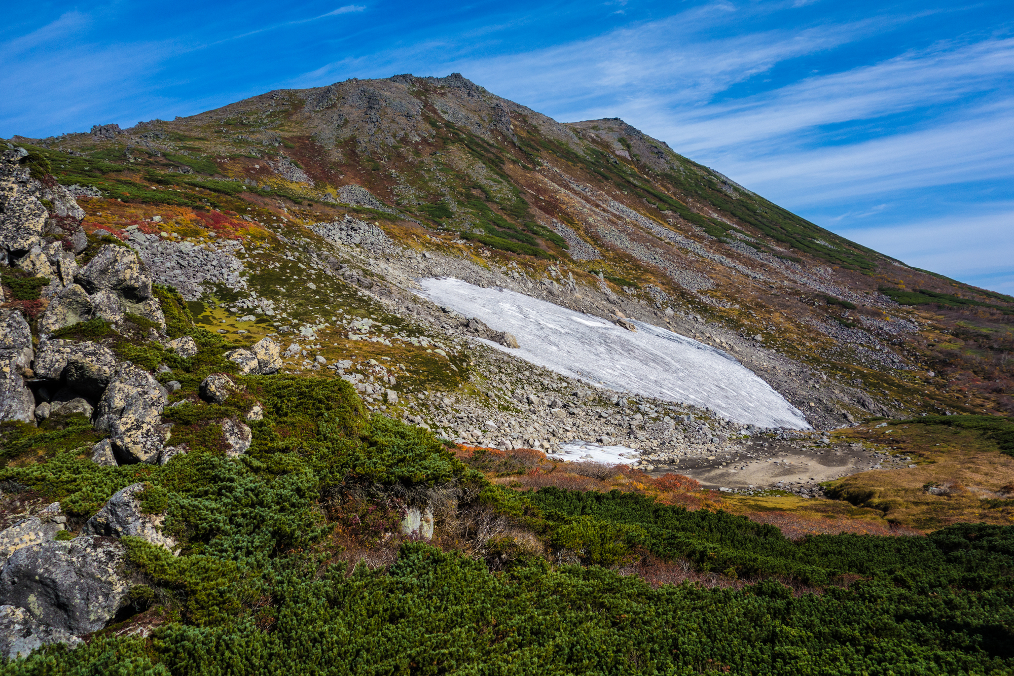 北海道 登山
