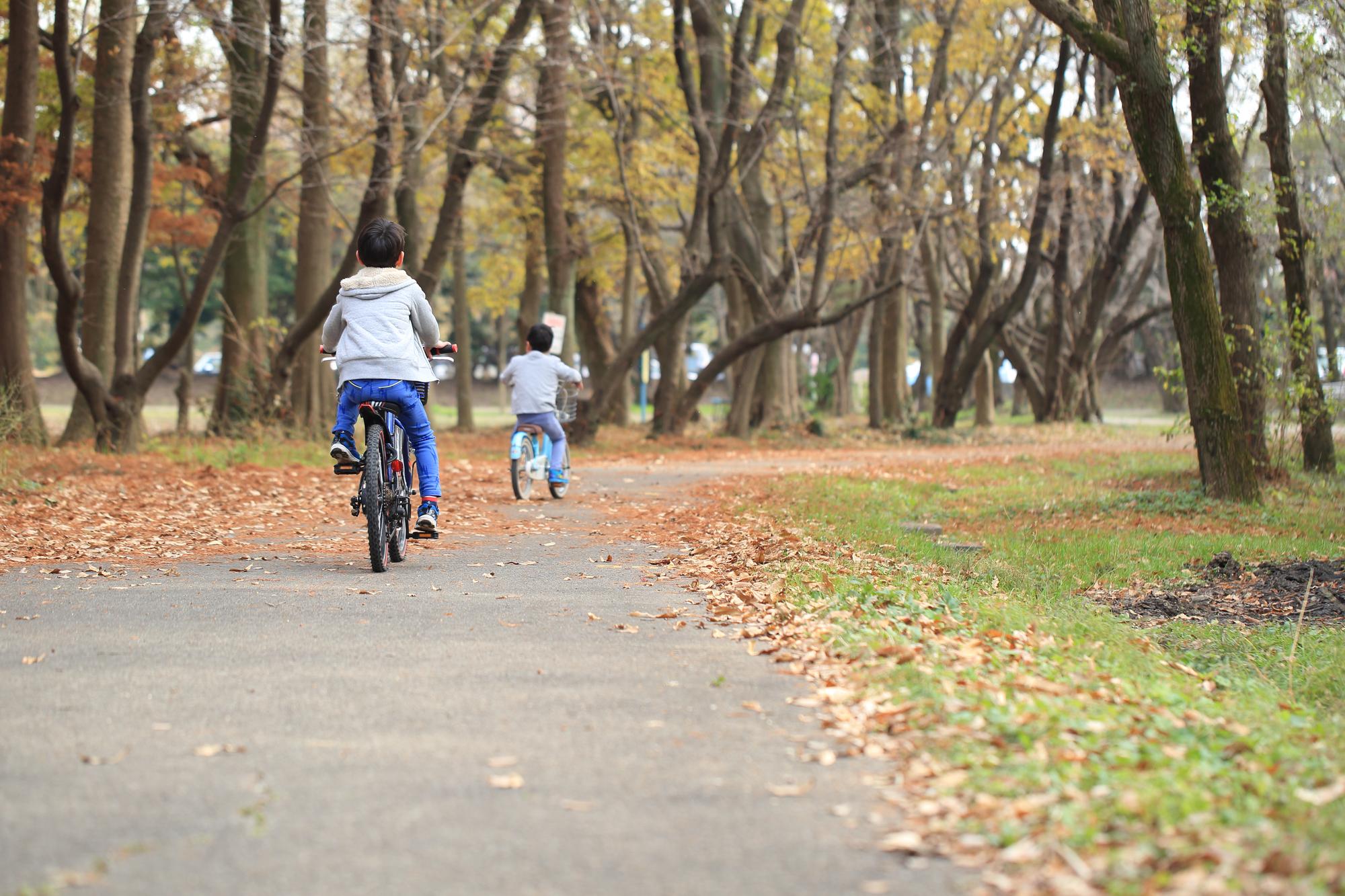 初めての自転車はどうする?子供用自転車を選ぶポイントとは?