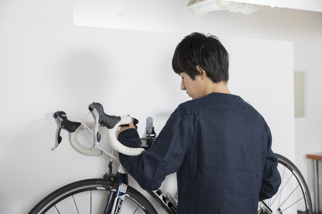 ロードバイク 室内用スタンド