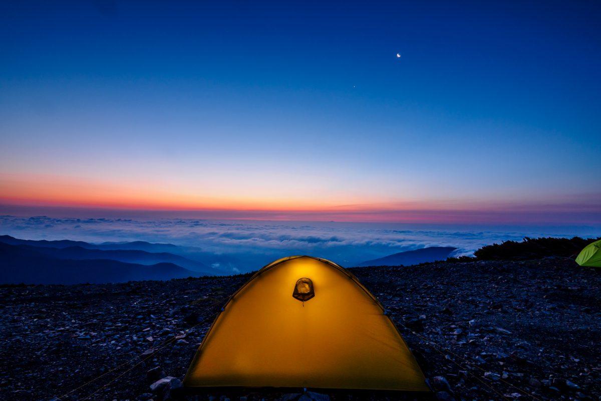 キャンプとは違う?実践したい!登山で使ったテントと寝袋の手入れ方法