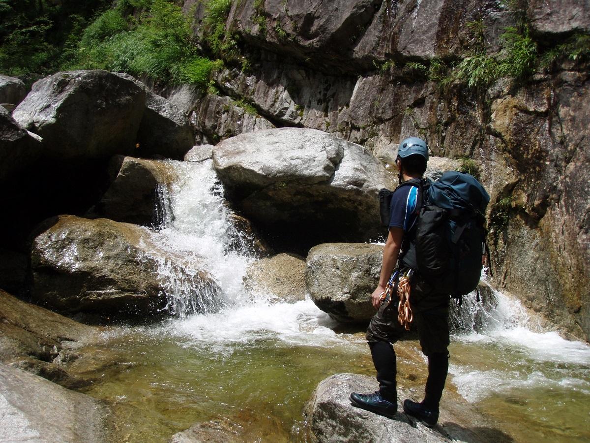 日本山岳ガイド協会認定山岳ガイド主宰 マウンティンゴリラ登山学校