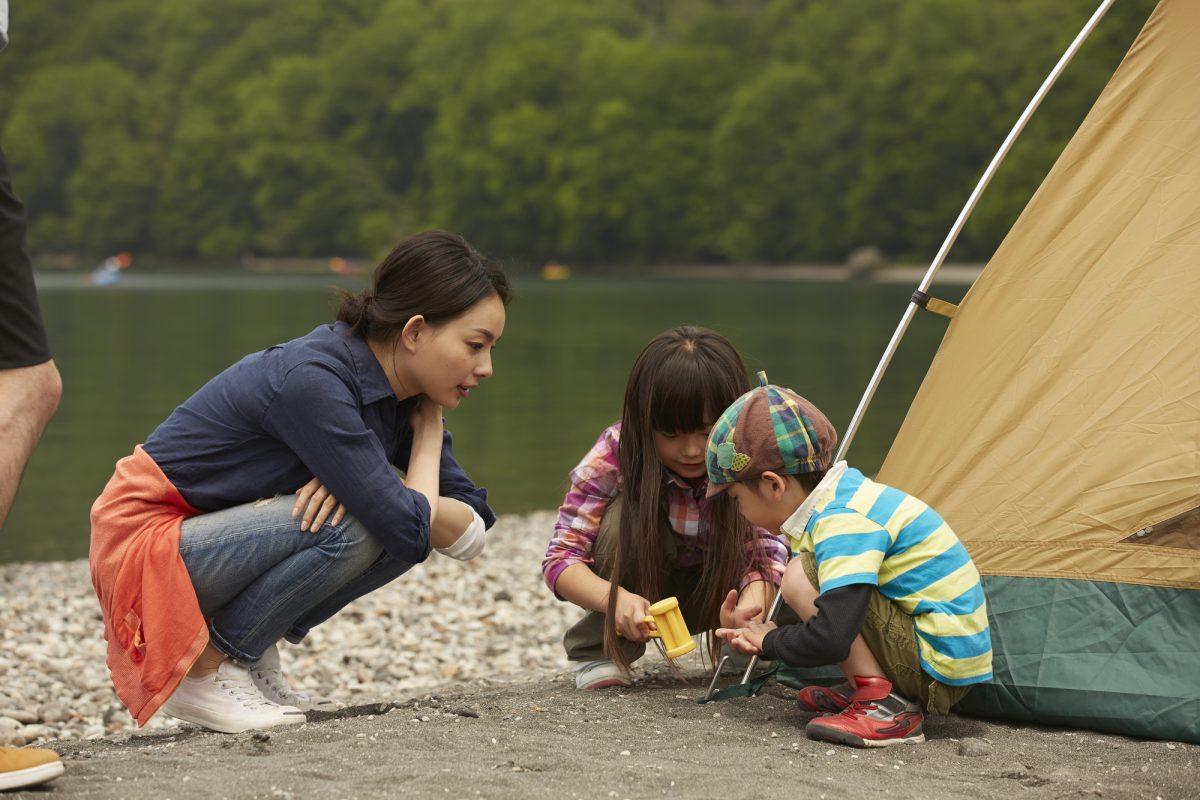 キャンプ初心者でも安心♪ファミリー向けキャンプ場の選び方