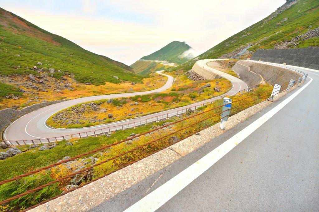 ロードバイクで登りたい激坂スポット