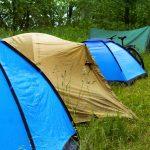 キャンプツーリングの最中に雨が降ってきたら?おすすめの対策アイディア