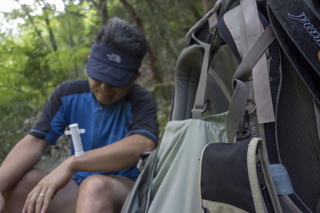 キャンプやハイキングで遭遇する要注意生物