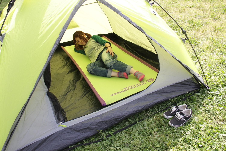 夏キャンプの熱中症予防・対策