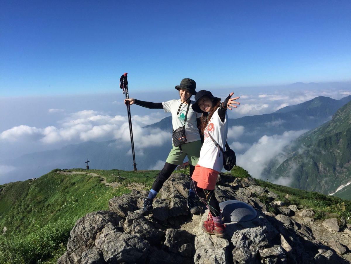 世界最軽量FIZAN(フィザン)のトレッキングポールでストレスフリーの山行を体感しました♪