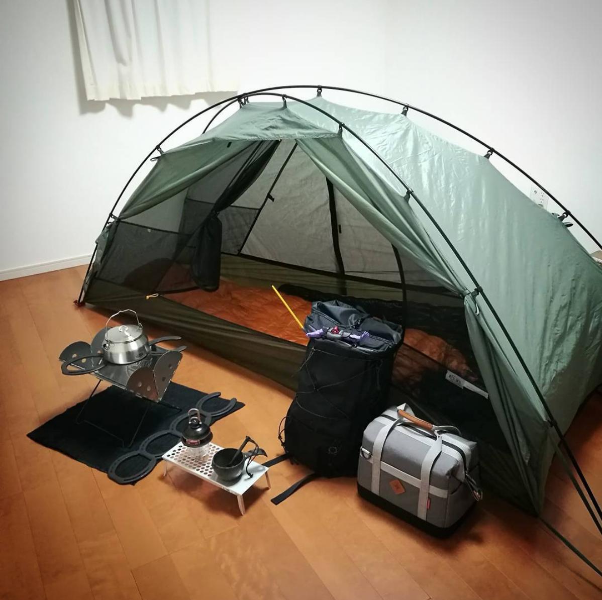 雨でキャンプが中止になった時にキャンプ欲を紛らわす10の方法