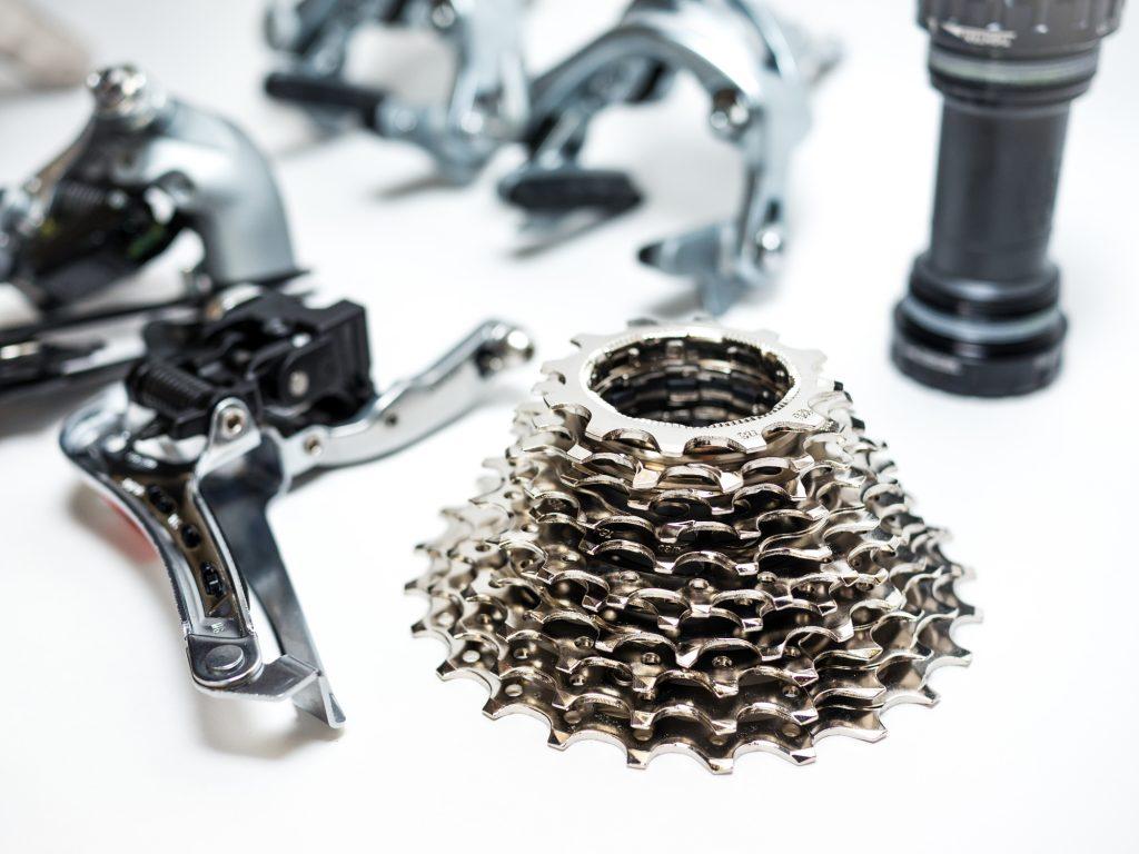 ロードバイクの洗車用品