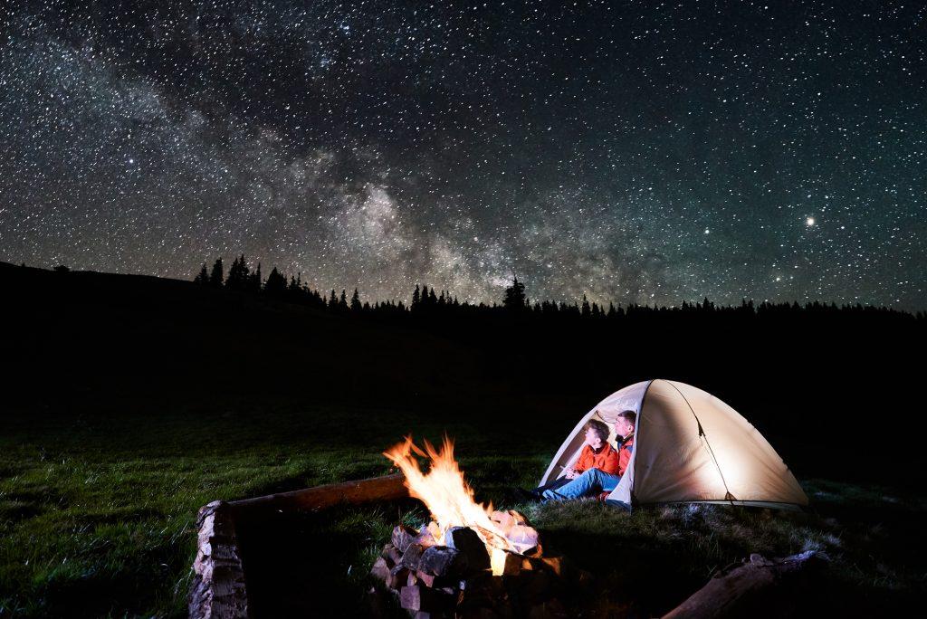 高地のキャンプ場を訪れるメリット