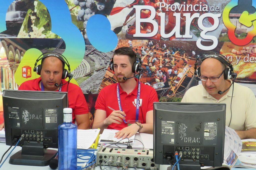 ロードバイク・レース 「ブエルタ・ブルゴス」