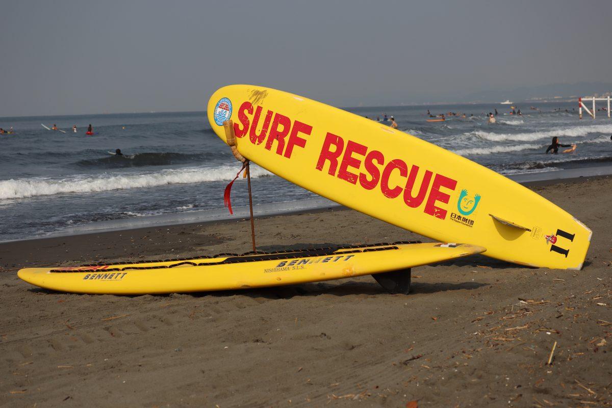 水辺の安全を守るライフセーバーの1日密着取材を行いました。特集をお楽しみに!