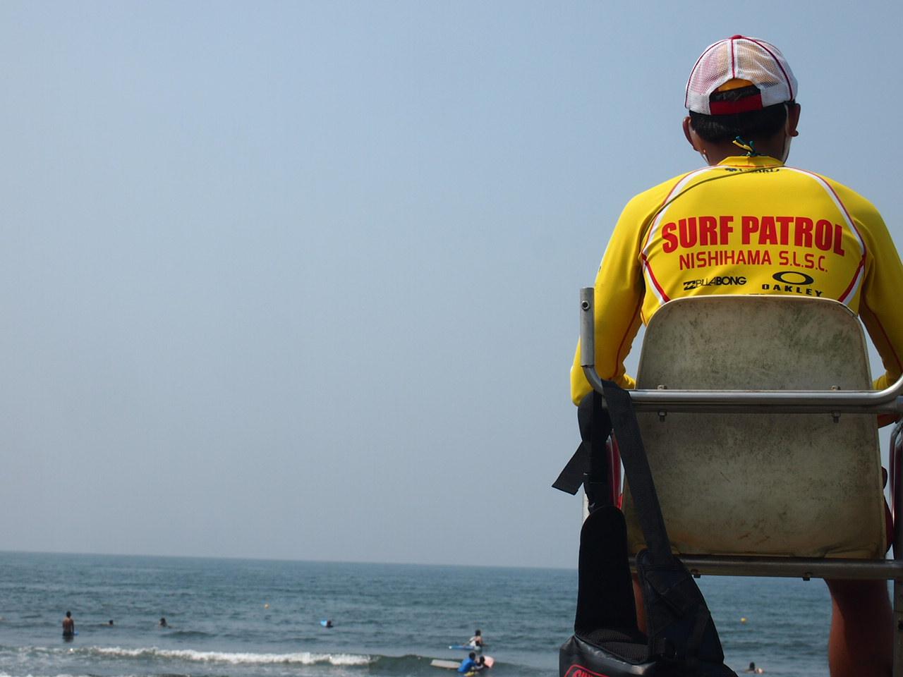 全ては無事故のために!海で活躍するライフセーバーの1日に密着しました!《後編》