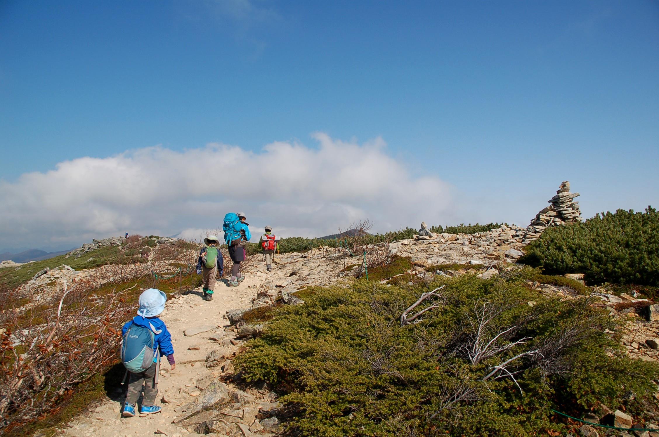 ファミリー登山のルールやマナー