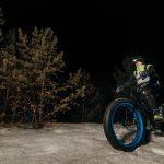 雪道を豪快に走り抜ける!雪上ファットバイクの魅力とは?