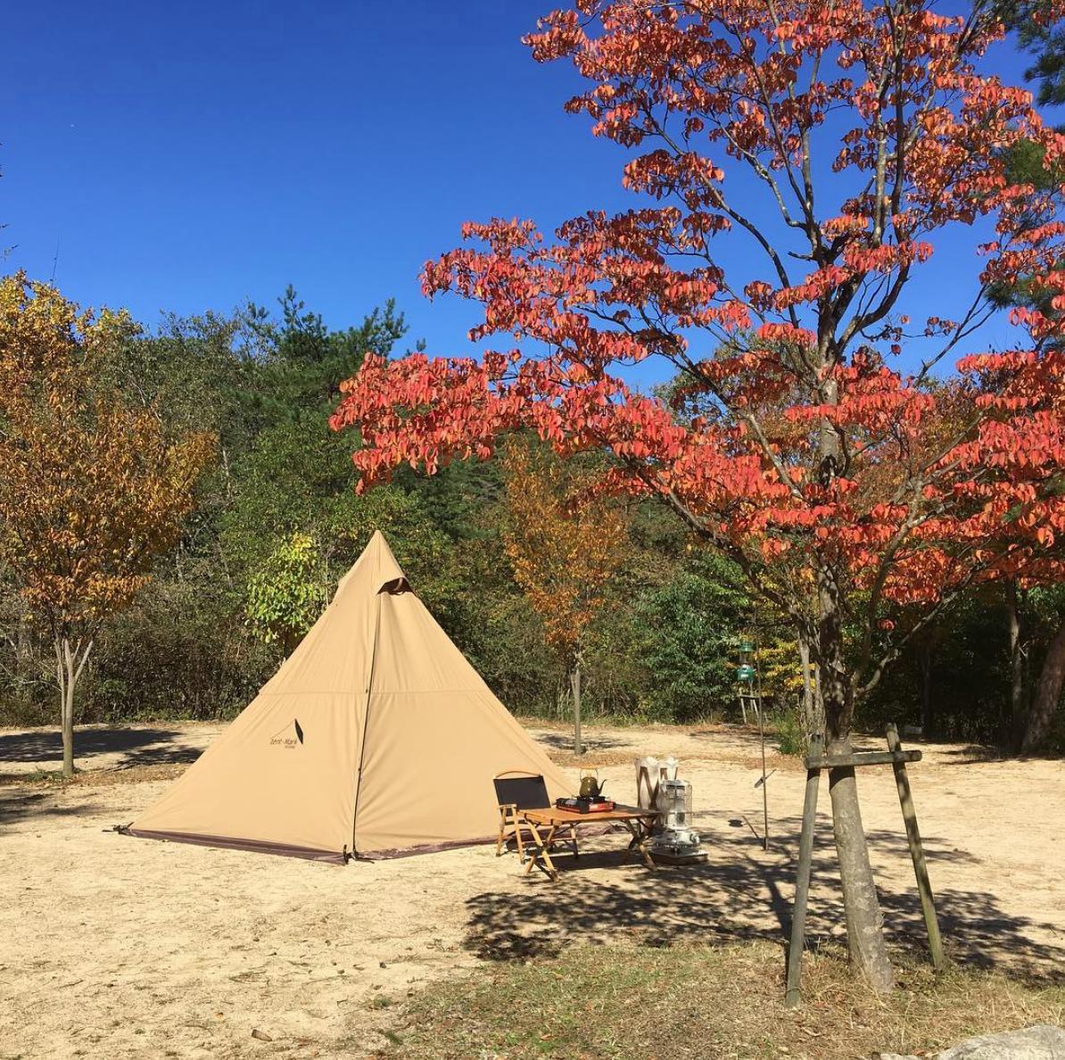見ごろに合わせて予約しよう♪紅葉が綺麗なキャンプ場〜東海・関西地方編