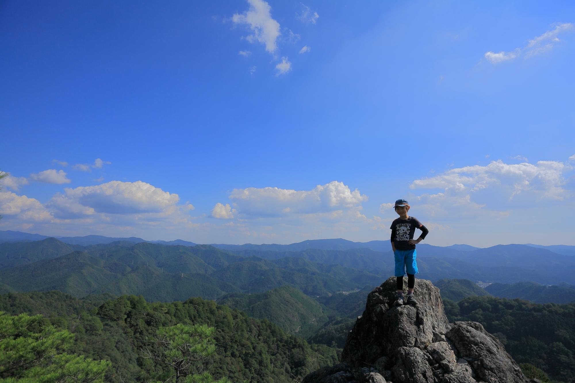 子連れ登山を楽しもう♪子どものモチベーションをアップさせるコツとは?
