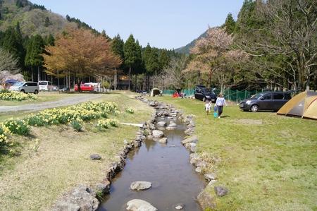 魚釣り(管理釣り場)ができるキャンプ場