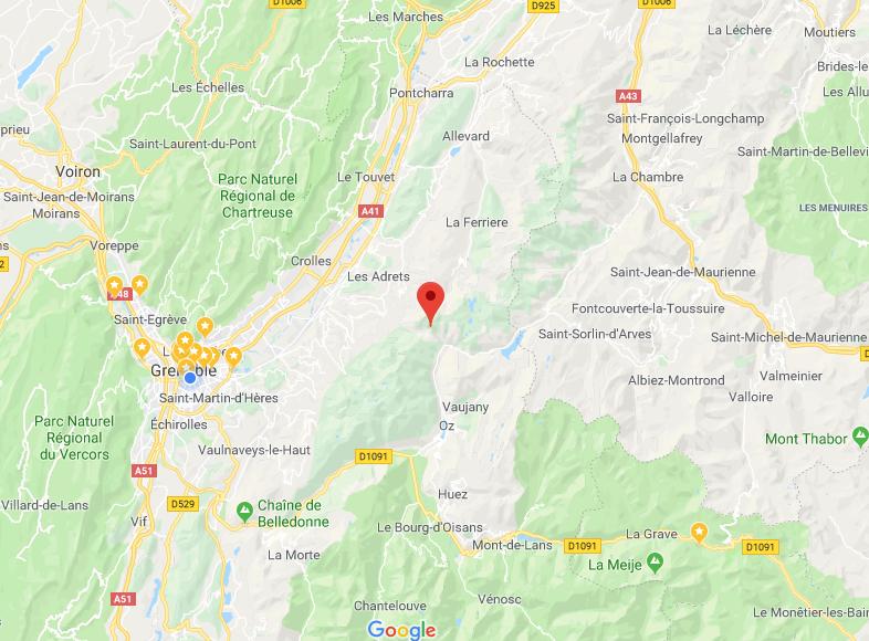 フランス・レシャペベル(L'échappée belle)