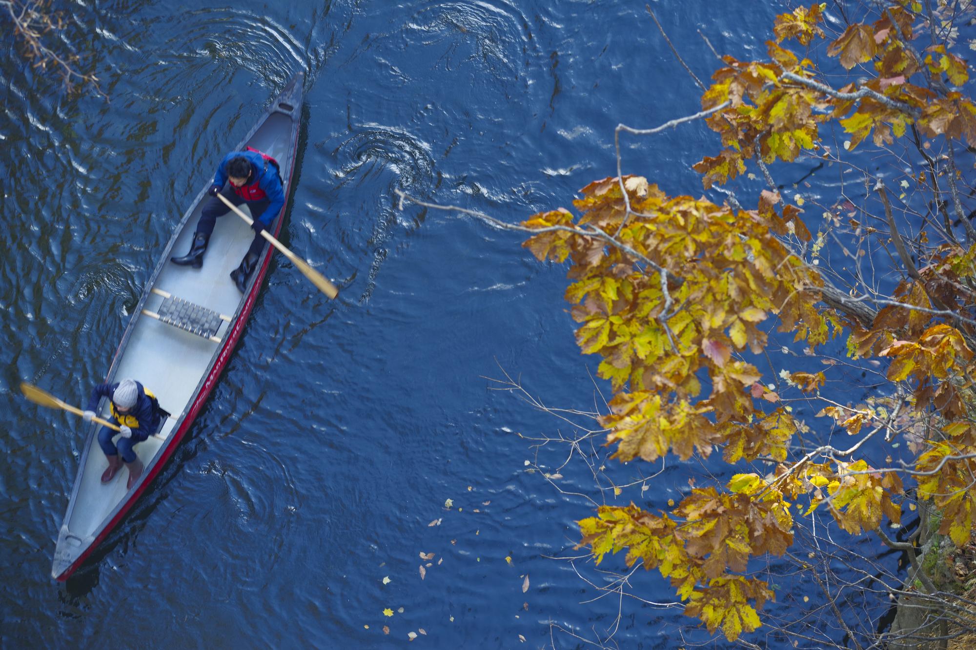 関東のカヌー体験スポット