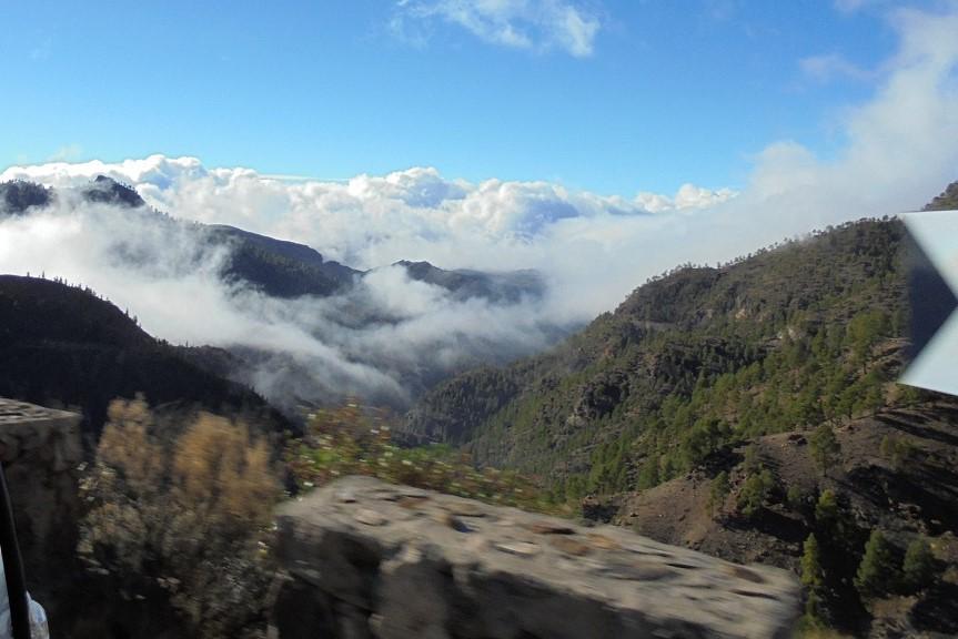 スペイン・カナリア諸島でトレッキング三昧 -グラン・カナリア・ウォーキング・フェスティバル-