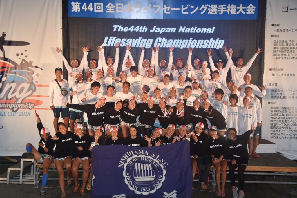全日本ライフセービング選手権