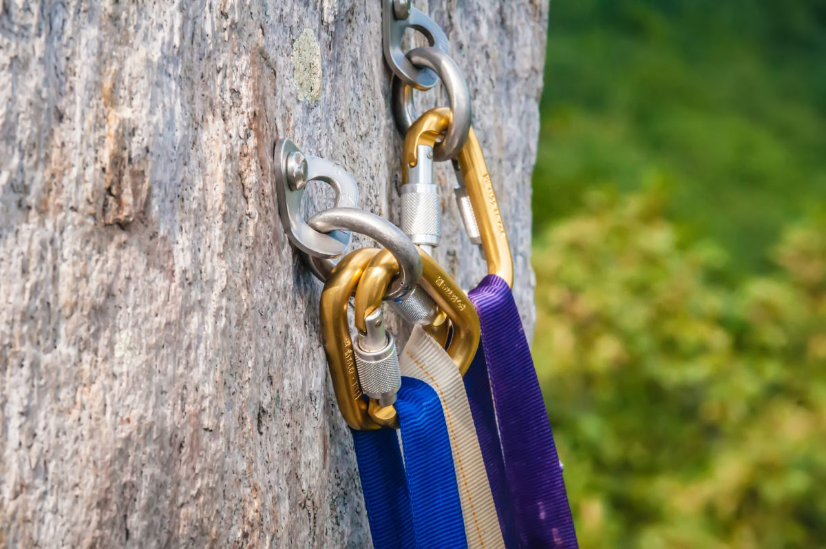 ルート最上部の金具が大切な理由&最上部の金具が使えなかったときの対処法