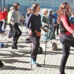 なぜ今、スペインでノルディック・ウォーキングが大人気なのか?