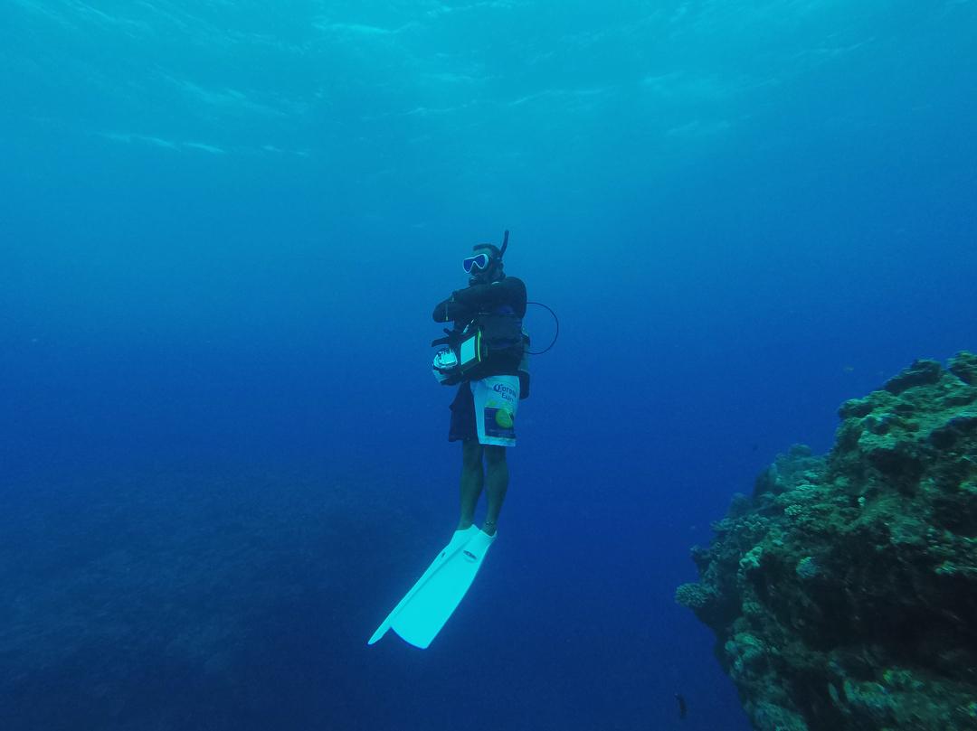 ダイビングのスキル