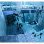 【世界一深いプール】水深42m!?イタリアのY40The deep joyというプールを知っていますか?