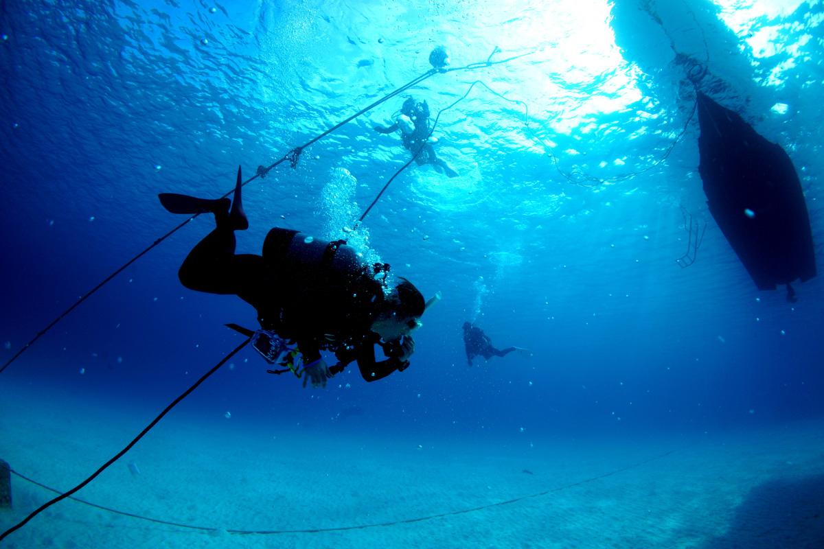 波とうねりの違いとは?安全ダイビングのための正しい知識