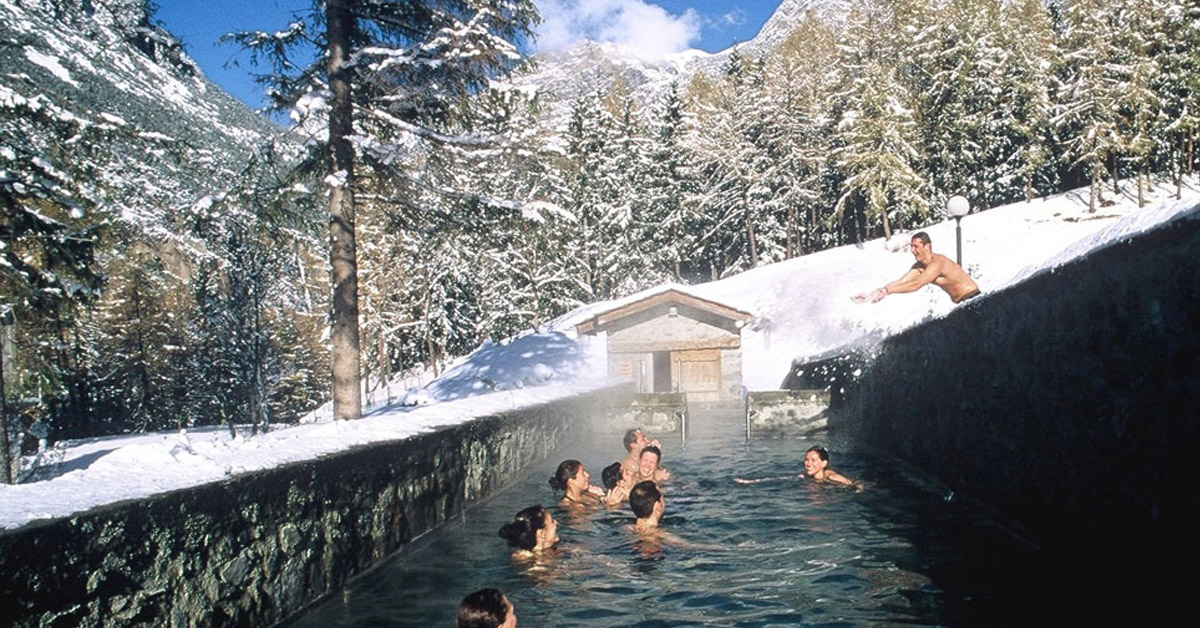 イタリアにもある?!温泉とスキーが楽しめるスキーリゾートボルミオを紹介!