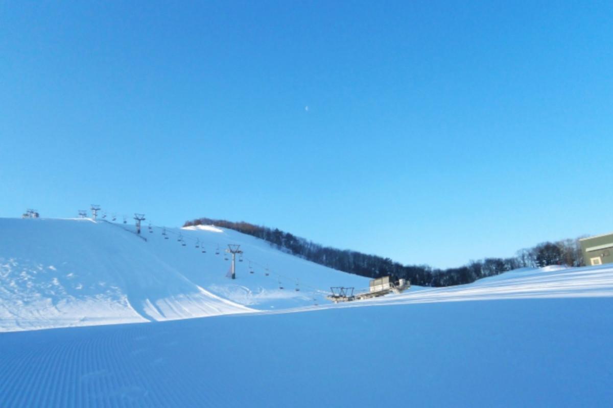 やまがた赤倉温泉スキー場全国のファットバイクフィールド