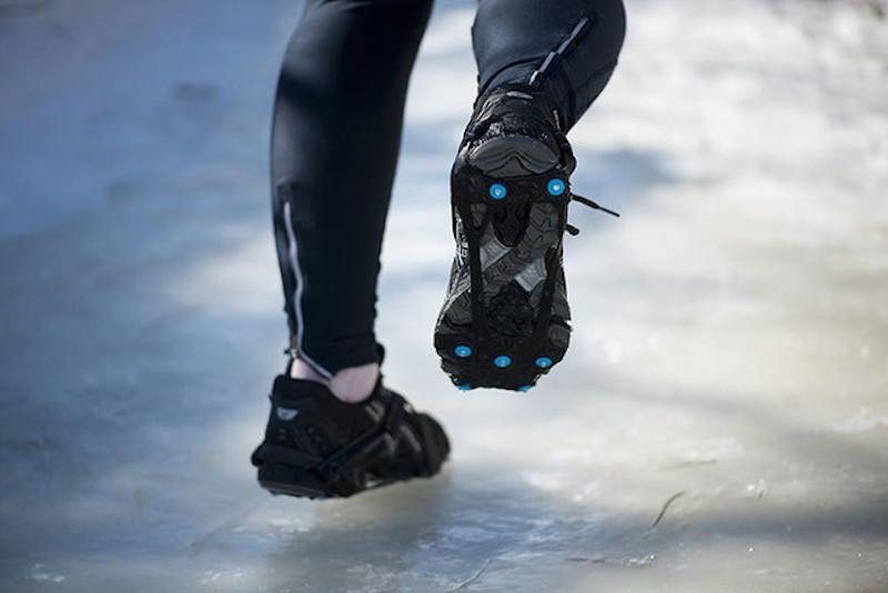 雪道歩行の救世主!コンパクトな超便利アイテムNORDIC GRIP「ノルディックグリップ」