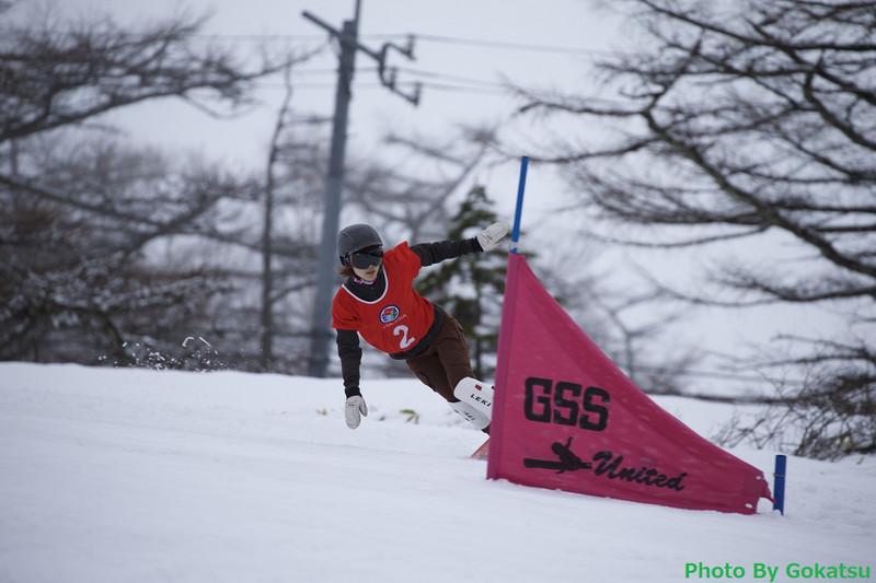 プロスノーボーダー出場の大会
