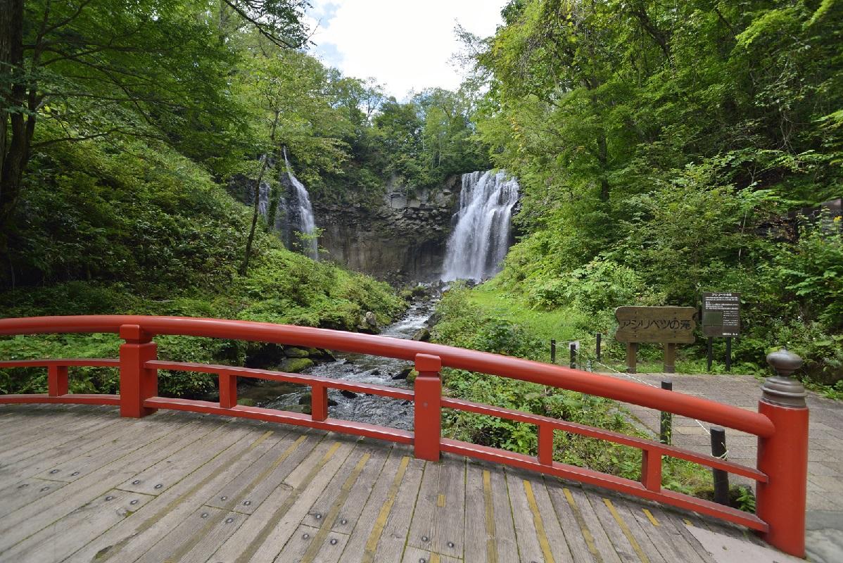 滝野すずらん丘陵公園全国のファットバイクフィールド
