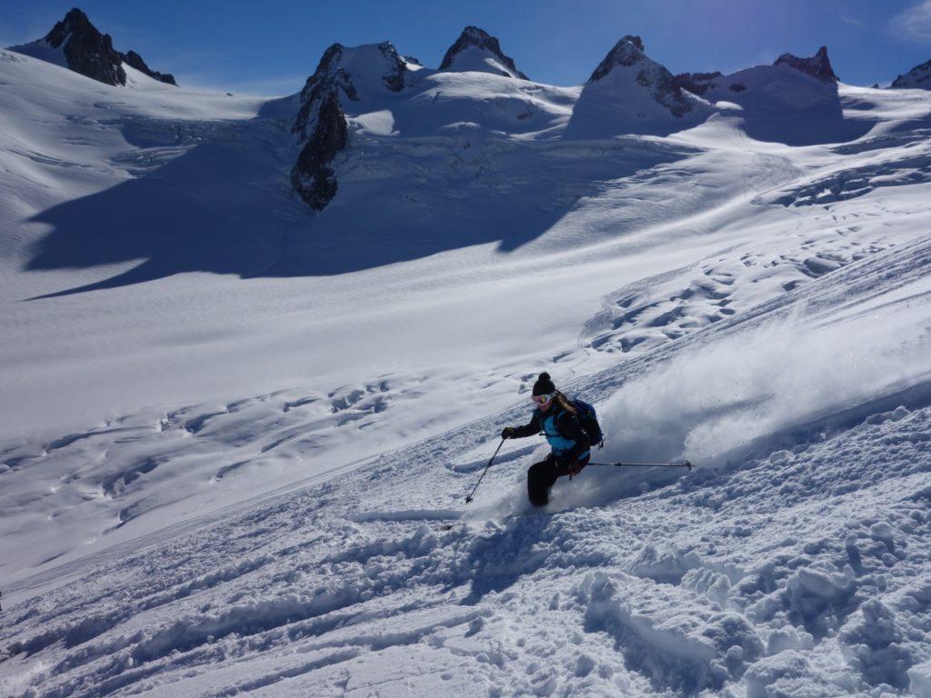 バックカントリースキー&スノーボーディング